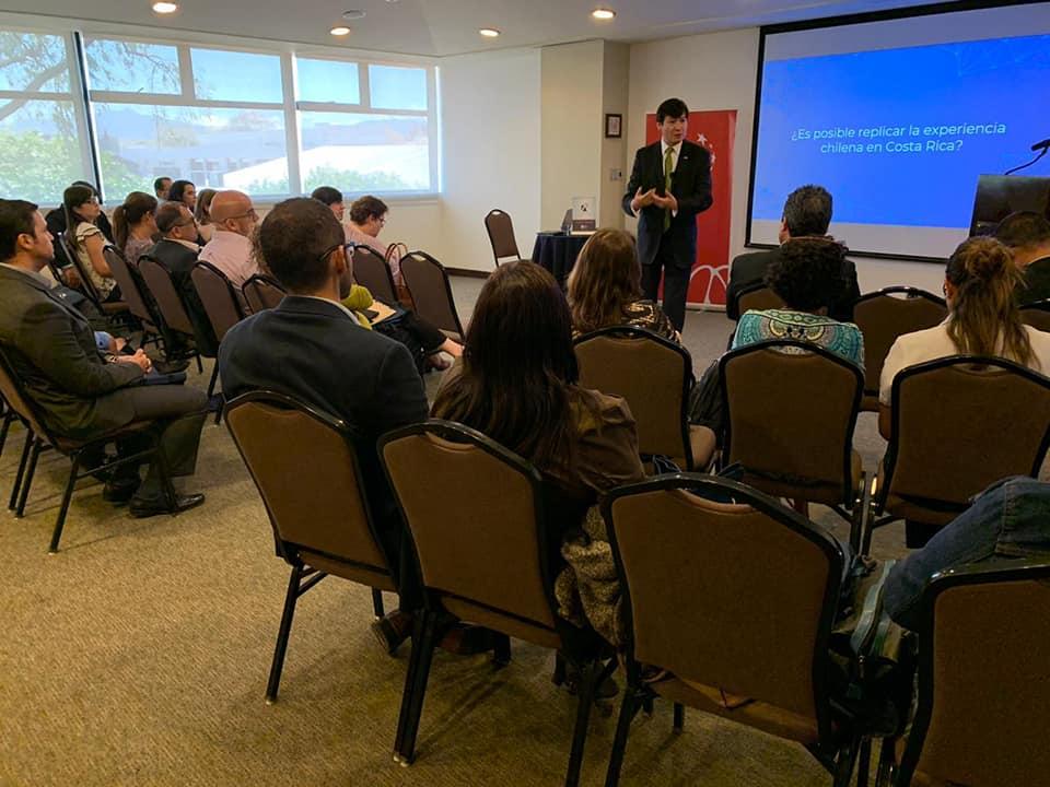 Compañía chilena Applicatta fue la invitada estelar en la Semana del Gobierno Abierto realizada en Costa Rica