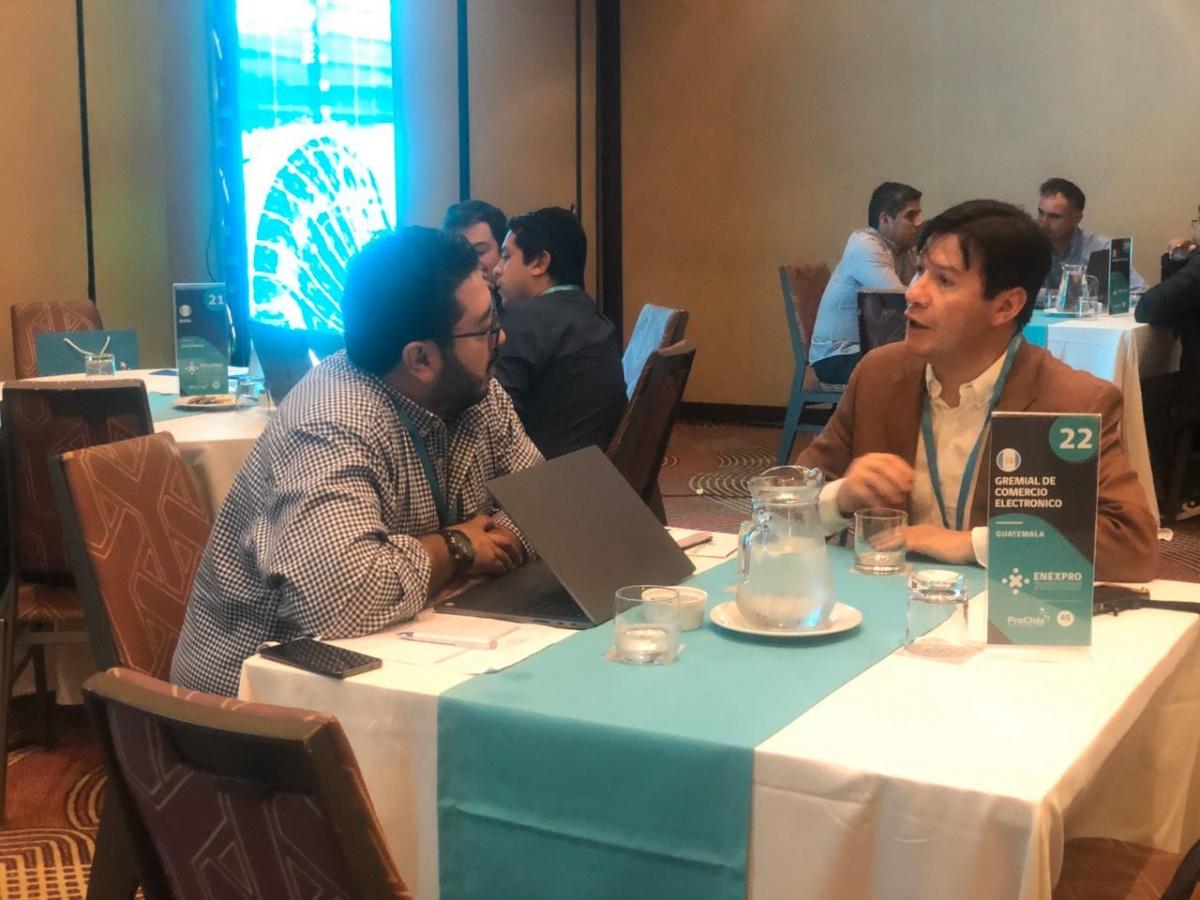 Applicatta participa activamente en encuentro internacional de soluciones tecnológicas Enexpro IT 2020 realizado en Santiago