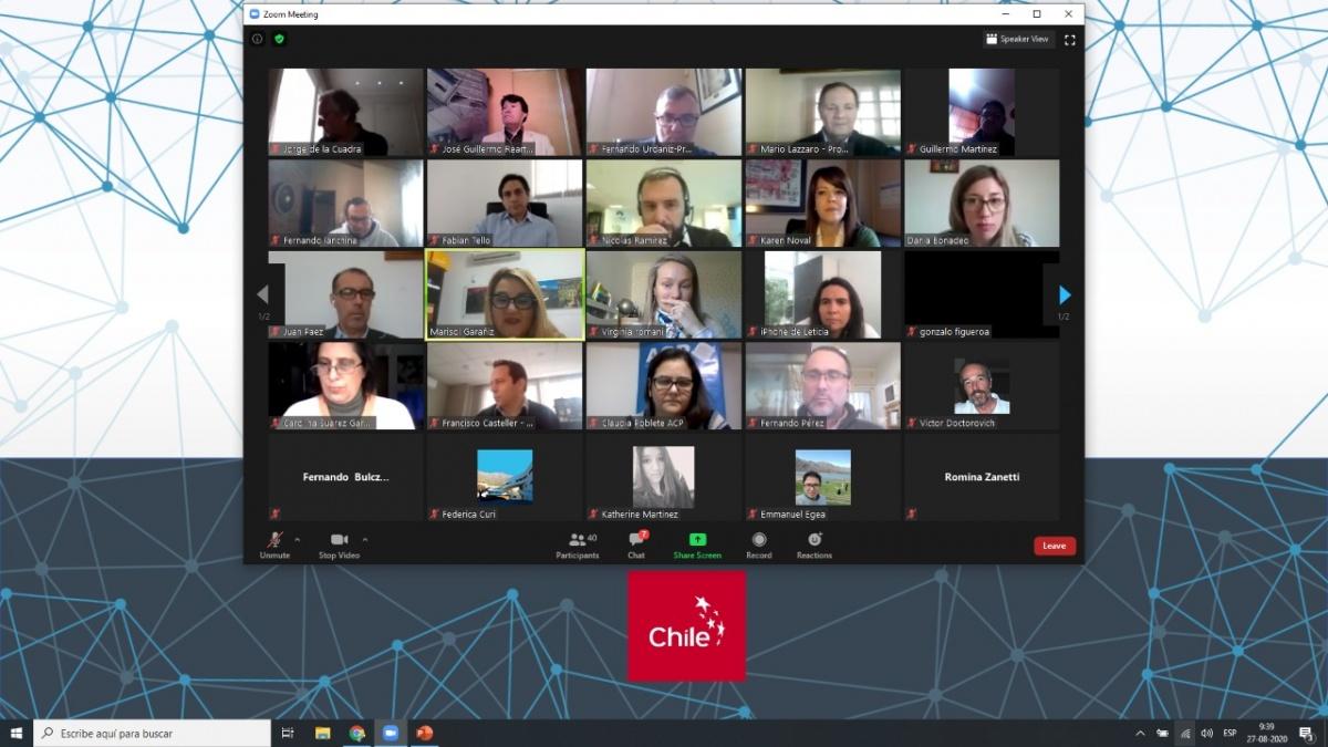 Applicatta participa en encuentro binacional virtual de servicios TICs, de universidades y empresas, organizado por ProChile y ProMendoza